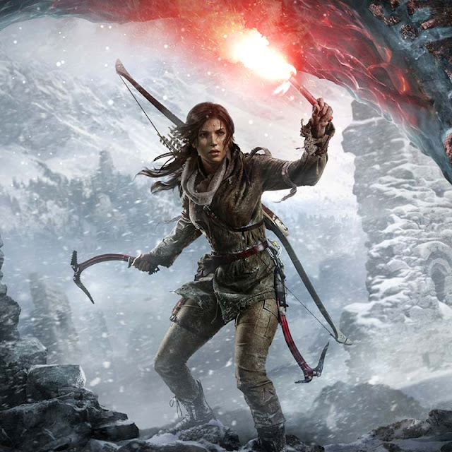 4K Rise of The Tomb Raider Wallpaper Engine