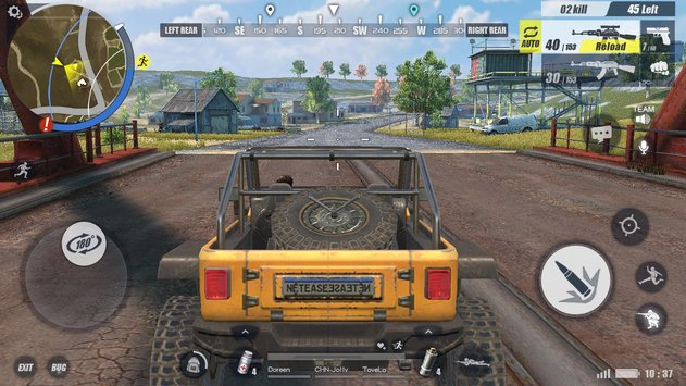 Download RULES OF SURVIVAL  Data for Android
