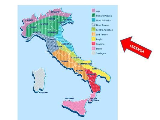 Cartina Geografica Sud Sardegna.Legenda O Leggenda Come Si Scrive Scuolissima Com