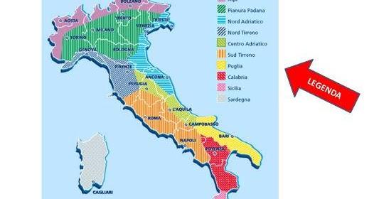 Immagini Della Cartina Geografica Della Sardegna.Legenda O Leggenda Come Si Scrive Scuolissima Com