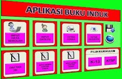 Buku Induk Siswa Aplikasi Excel Kurikulum 2013 Dan KTSP Dilengkapi Presensi Dan Absensi