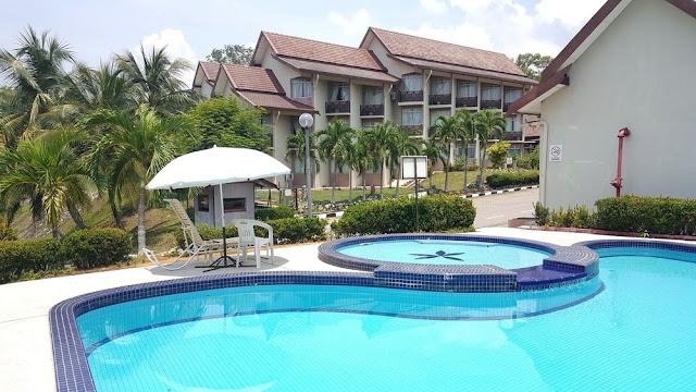 Holiday di Hotel Seri Malaysia Marang, Terengganu