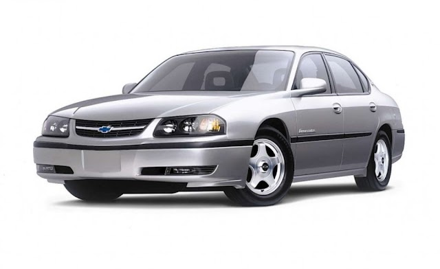 Descarga Manual Chevrolet-Impala 2002- Reemplazo de la Bomba de Agua