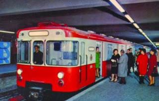 linea uno 1 rossa 1964