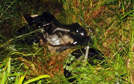 Homem se envolve em acidente, em Tejucupapo