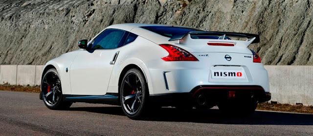 Nissan 370Z Nismo, deportivo