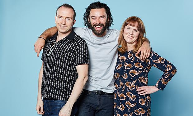 Poldark, BFI Radio Times Festival 2017, Aidan Turner, Damien Timmer, Debbie Horsfield