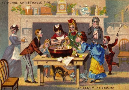 A Dickens Era Themed Tea