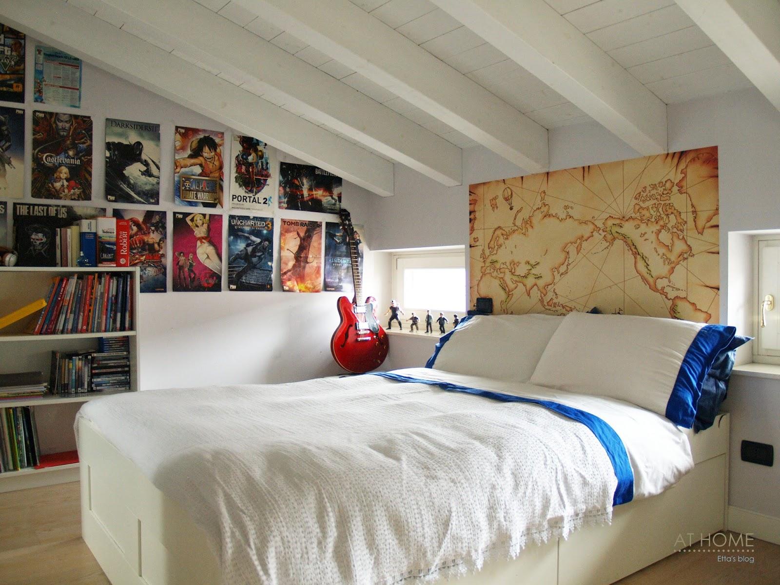 Una testata del letto alternativa at home - Creare testata letto ...