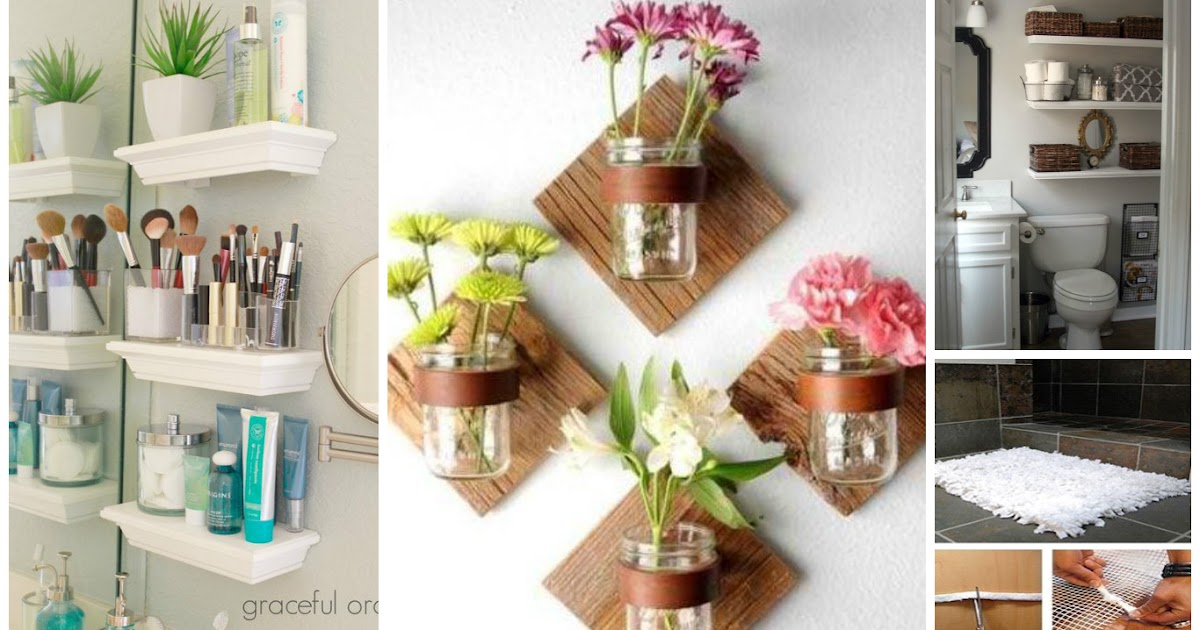9 Ideas F Ciles Y Tiles Para Decorar Ba Os En Nuestro
