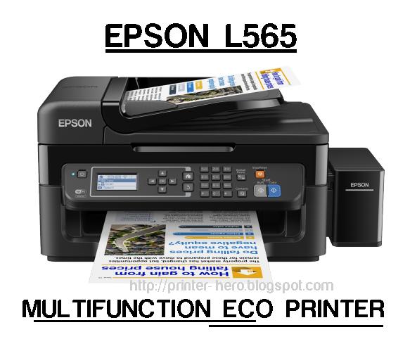 Masih tetap membahas Mengenai Printer Epson yang gres  Spesifikasi Printer Epson L565