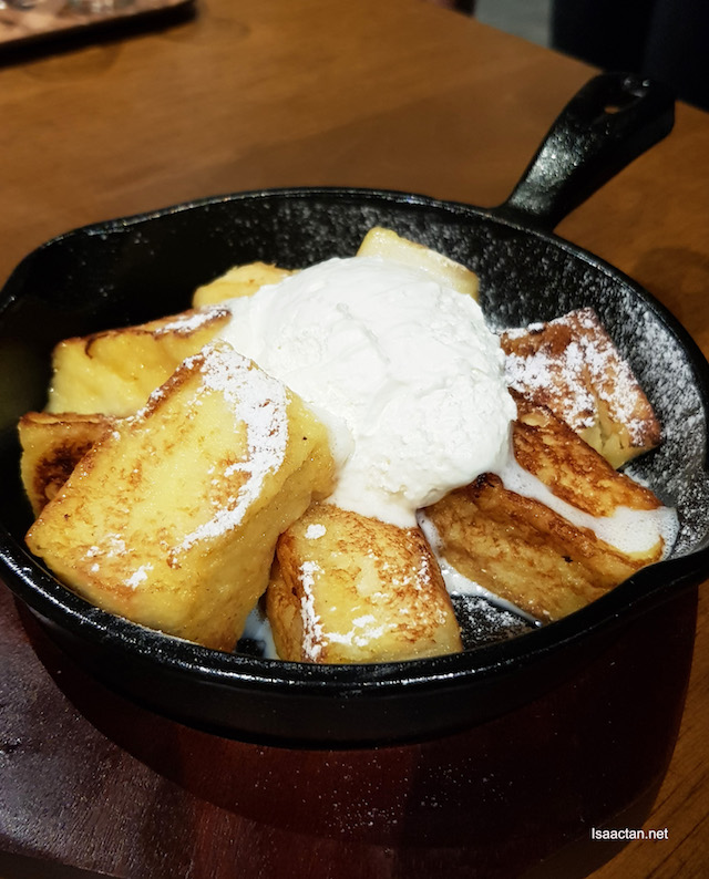 French Toast - RM17.90