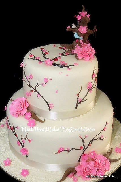 Mad About Cake Wedding Cakes On June