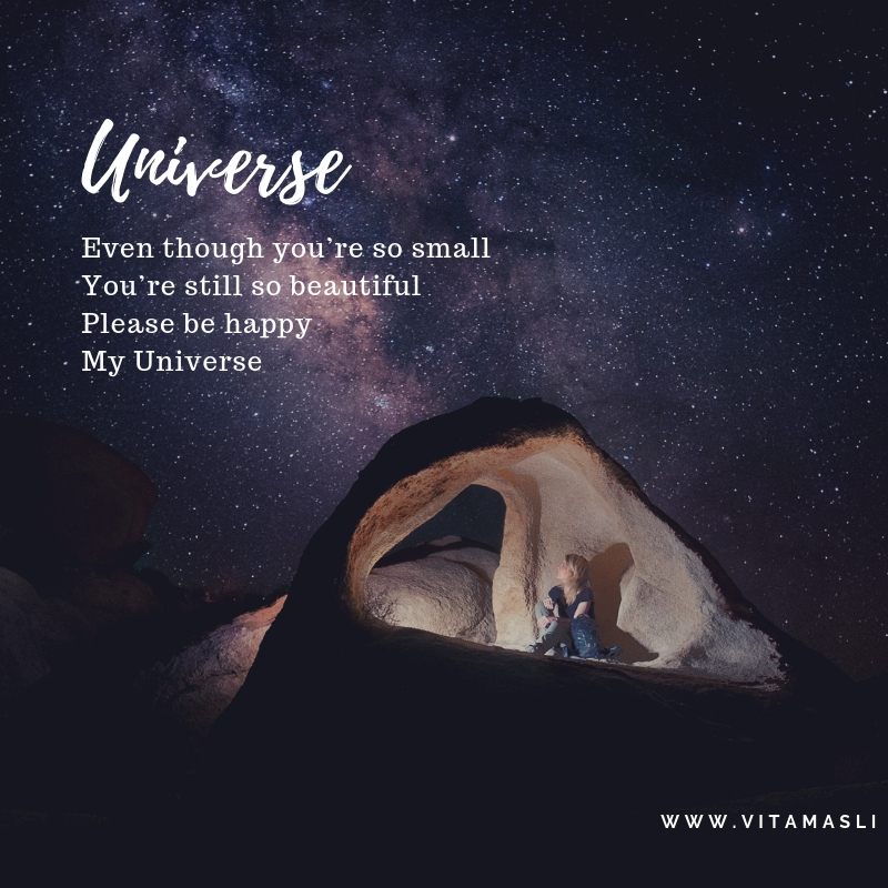 Lirik Minhyun Universe