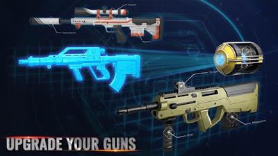 Download Game Maze Militia: LAN Online Multiplayer Shooting Apk + Mod (Unlimited Money)  v2.3