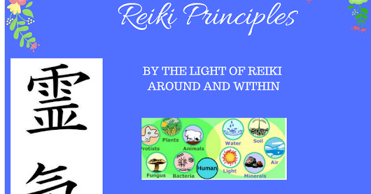 The end of Reiki Principles Explored