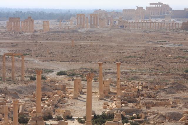 Visitar PALMIRA, uma maravilha do mundo | Síria