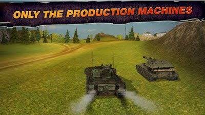 Wild Tanks Online APK for Android ~ Gameplay HD