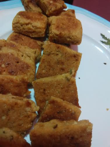 Healthy Oatmeal Biscuits With Olive Oil: No Sugar Nankhatai Recipe