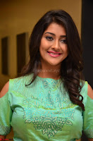 Pooja Jhaveri in Beautiful Green Dress at Kalamandir Foundation 7th anniversary Celebrations ~  Actress Galleries 096.JPG