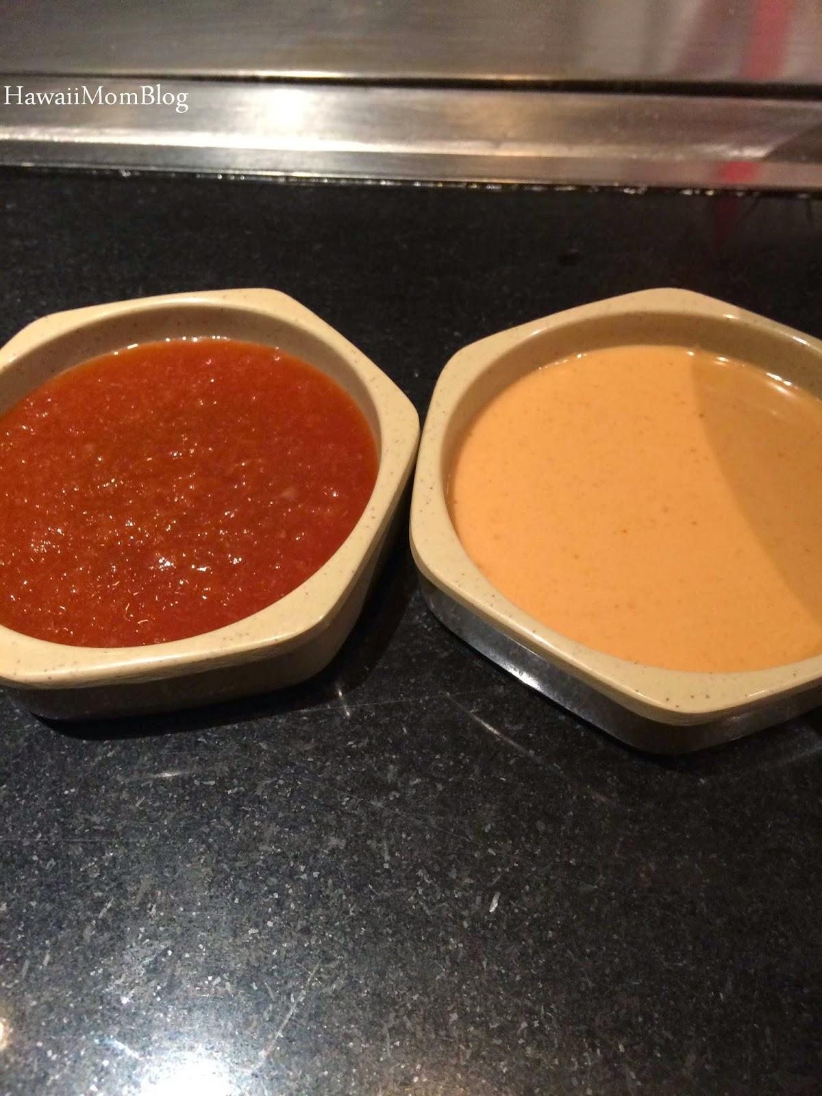 Benihana Sauce