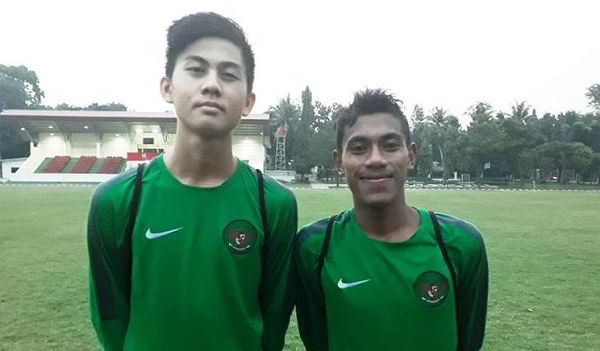 Top Skor Timnas U-16 Berharap Naik Pangkat ke Timnas U-19