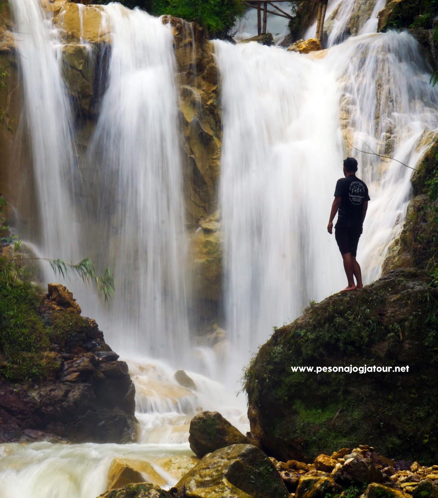 Air Terjun Kembang Soka Kulonprogo