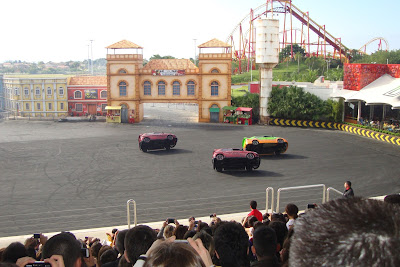 Shows do Beto Carrero World
