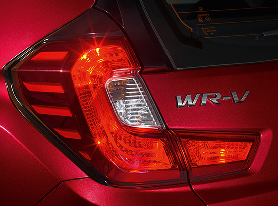 होंडा WR-V जैज़ tail light