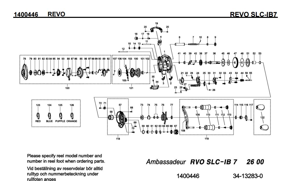 on abu garcia reel schematics