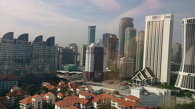 Daftar kota besar di Negara Malaysia