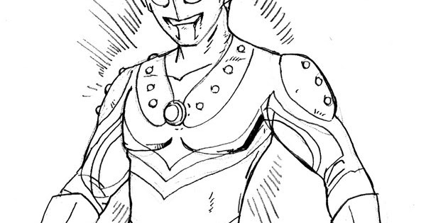 Gambar Mewarnai Gambar Ultraman Zero H Warna Jpeg Png Gif Best