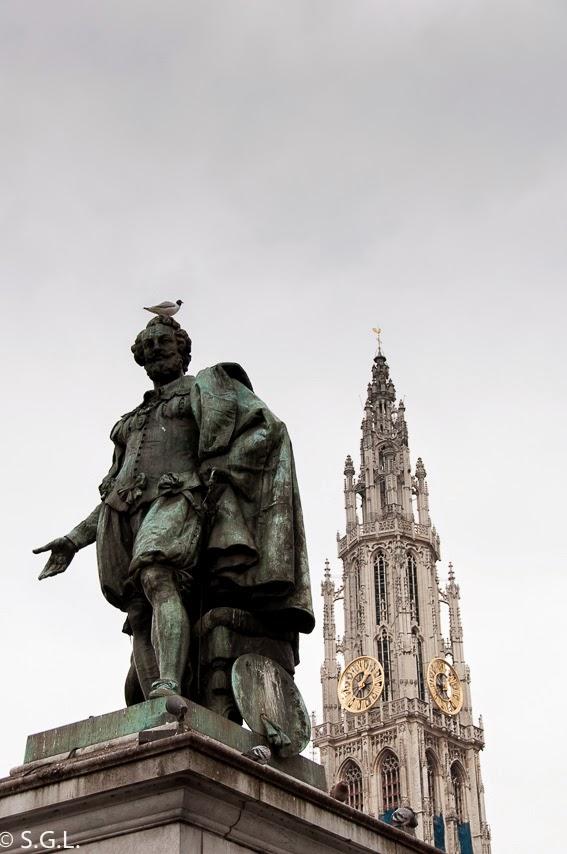 Fotografia de Rembrandt en Amberes