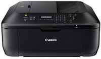 Canon MX350 Scanner Driver