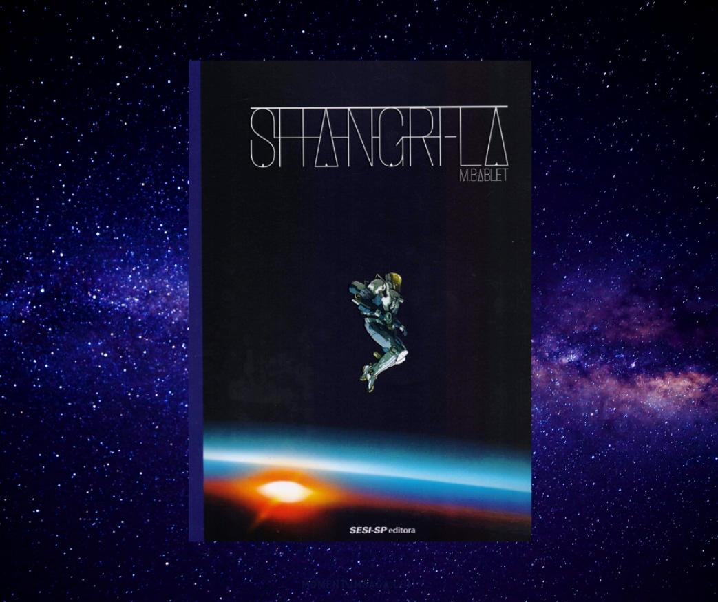 Resenha: Shangri-la, de Mathieu Bablet