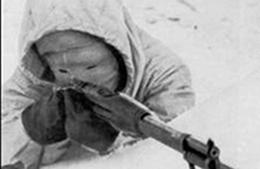 Simo Hayha-Legenda Sniper Perang Dunia 2