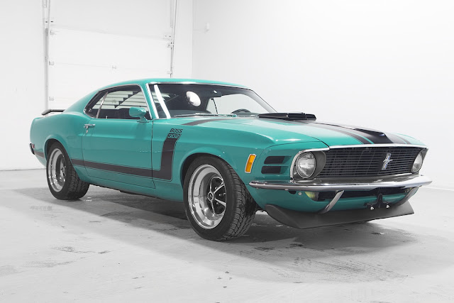 Cars For Sale At Canada: All Cars NZ: 1970 Ford Mustang Mach 1 Fastback For Sale In