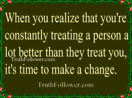 Time To Make A Change Realize Quotes