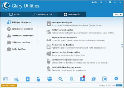 تحميل وتفعيل برنامج Glary Utilities Pro 5.80.0.101 آ خر إصدار