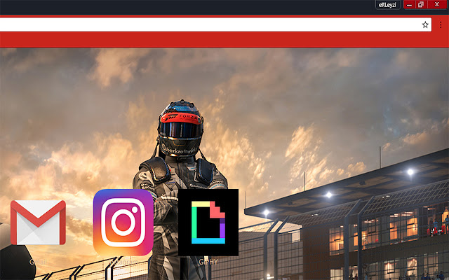 First Forza Motorsport 7 Video Game Free Theme FOR Chrome