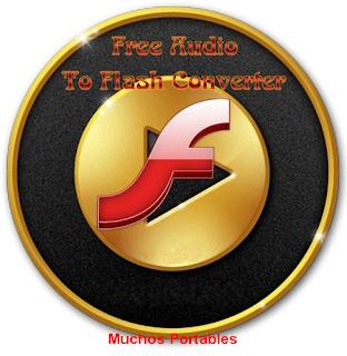 Free Audio To Flash Converter v5.0.57.219 Español Portable