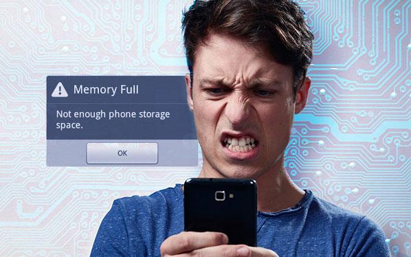 5 Solusi Memori Penuh dan Ruang Penyimpanan Tidak Cukup Saat Install dan Update Aplikasi