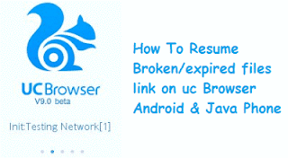 Fix Retrying Download Links in UC Browser