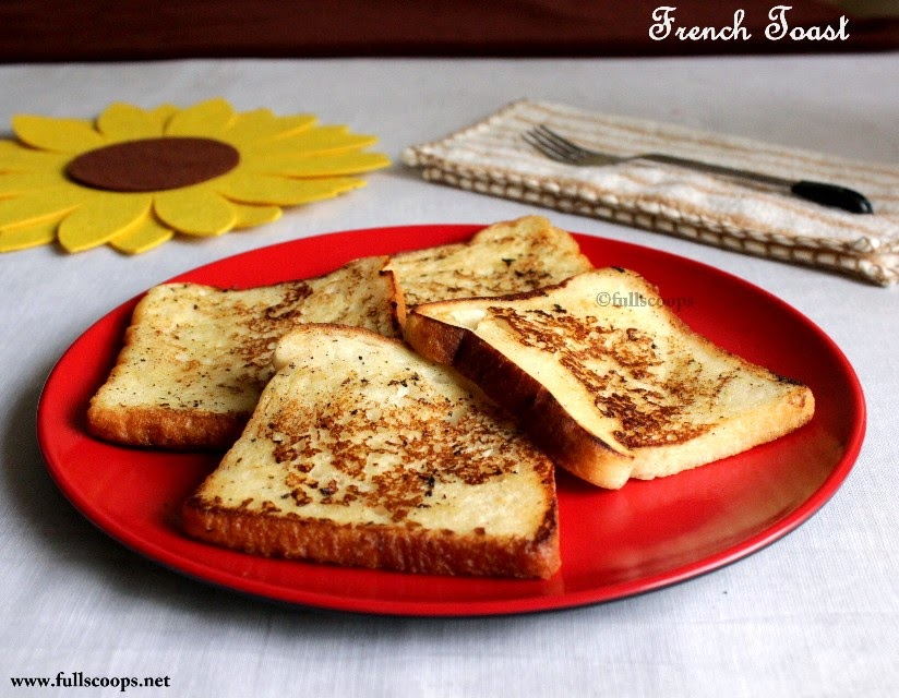 Simple French Toast Recipe Food Network