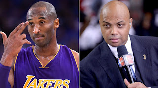 Charles Barkley wears special 'Mamba Day' Barkleys to honor Kobe