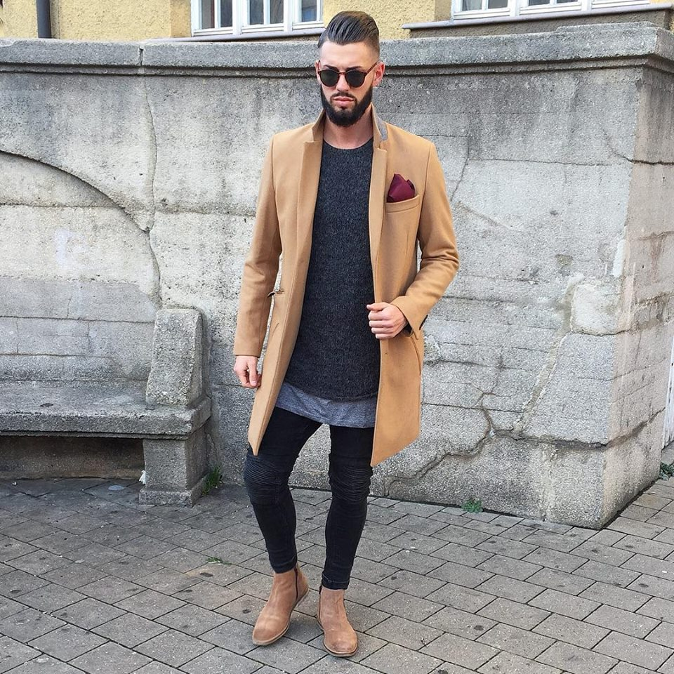Men Spring Fashion Ideas