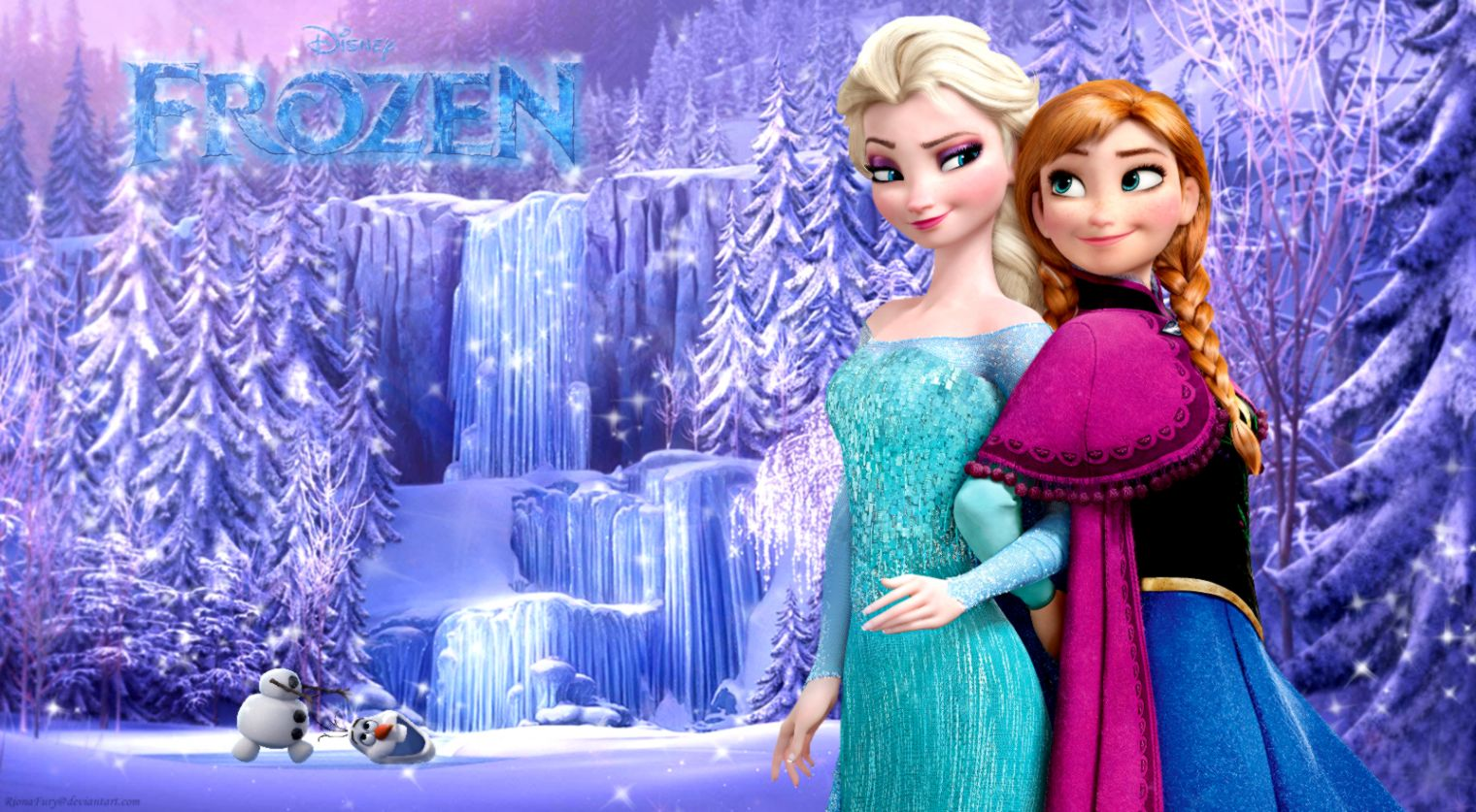 Frozen Wallpaper  Joss Wallpapers