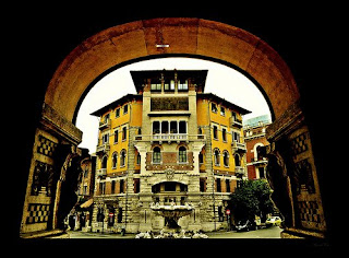 Coppedè: il quartiere delle Fate - Visita guidata Roma