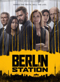Assistir Berlin Station 3 Temporada Online Dublado e Legendado
