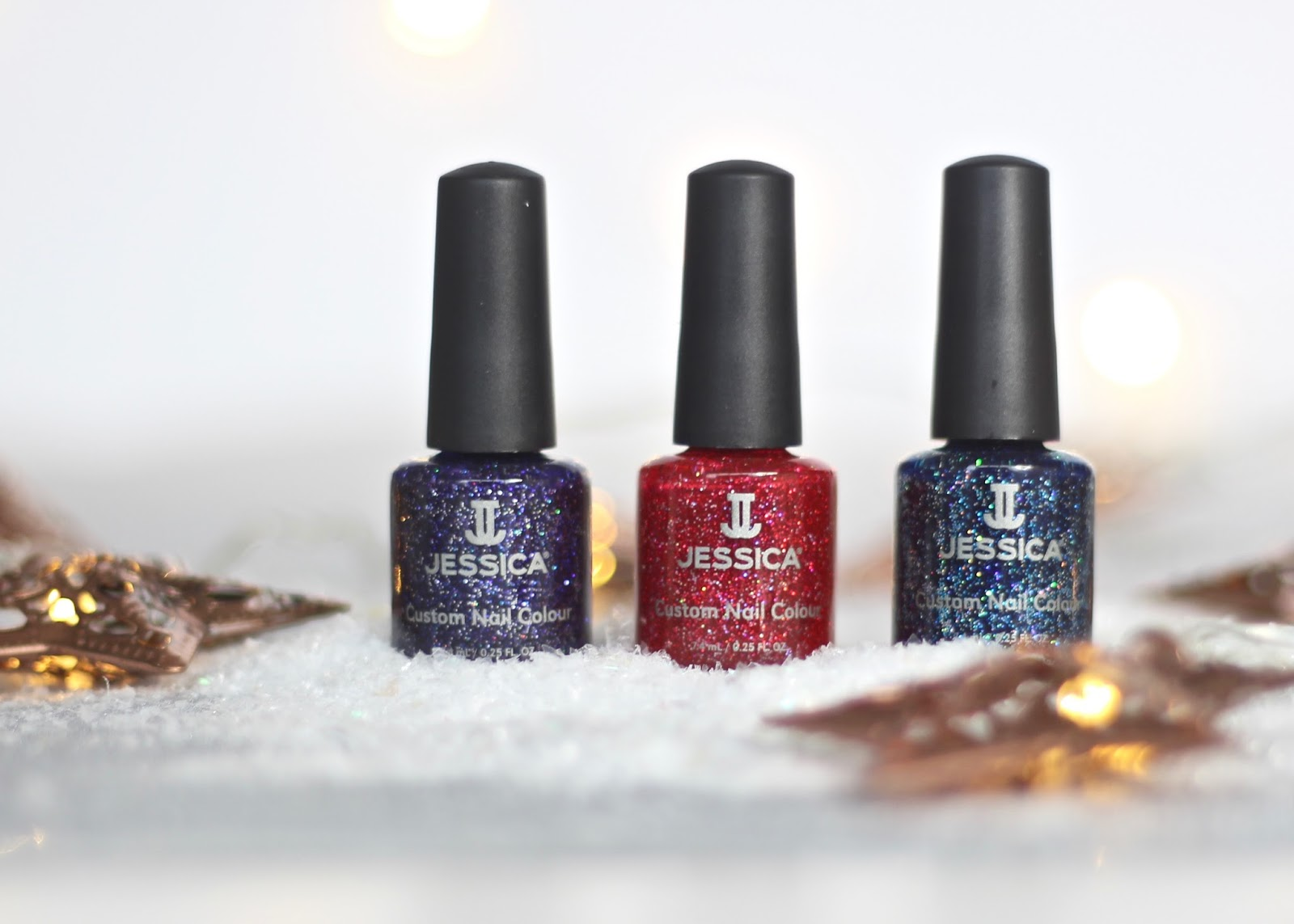 Christmas gift guides 2016 - Nail polish gift sets | flutter and sparkle